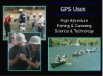 gps uses2