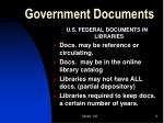 government documents5