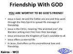 friendship with god5
