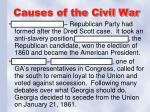 causes of the civil war3