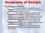 geography of georgia1