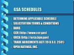 gsa schedules1