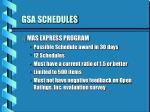 gsa schedules3