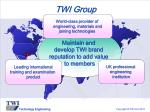 twi group
