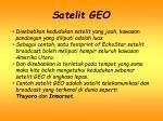 satelit geo1