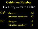 oxidation number5