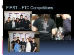 first ftc competitions1