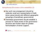 strengthening governance accountability 2