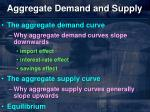 aggregate demand and supply6
