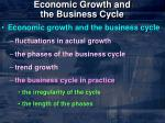 economic growth and the business cycle5