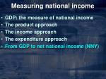 measuring national income4