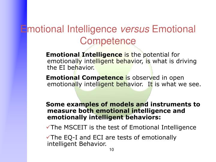 Ppt Emotional Intelligence Powerpoint Presentation Id5630875
