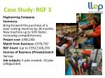 case study rgf 3