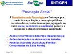 promo o social