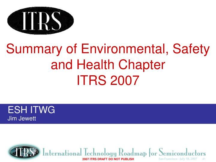 process safety health and environmental summary