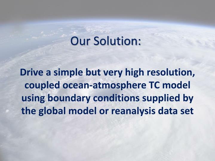 Our Solution:
