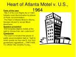 heart of atlanta motel v u s 1964