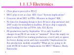1 1 1 3 electronics