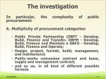 the investigation1