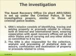 the investigation6