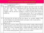 ut commitment implementation3
