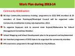 work plan during 2012 133