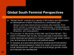 global south feminist perspectives1