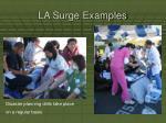 la surge examples1
