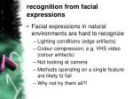 recognition from facial expressions1