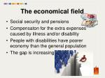 the economical field