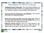 advantages of vp vc concept
