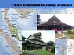1 proses perlaksanaan hds heritage classfication