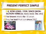 present perfect simple4