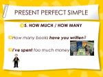 present perfect simple5