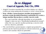 in re alappat court of appeals fed cir 1994