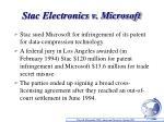 stac electronics v microsoft