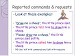 reported commands requests