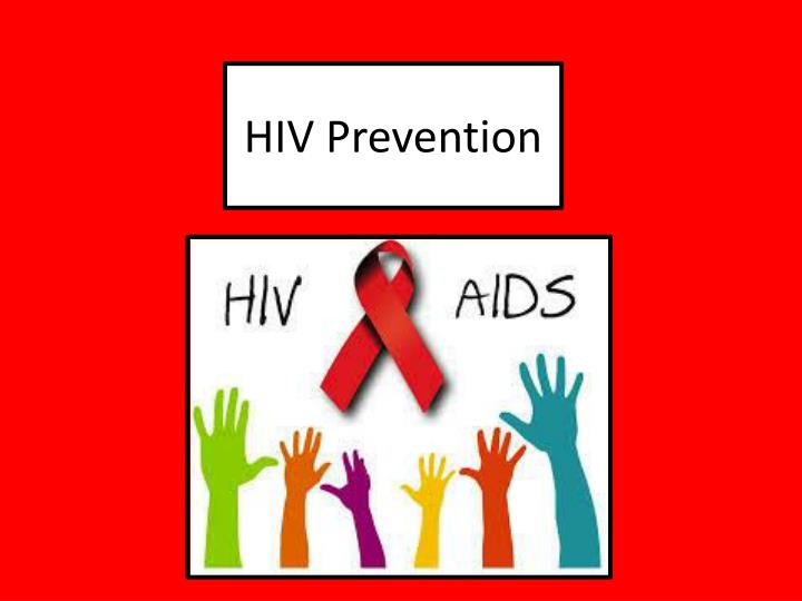 hiv prevention n.