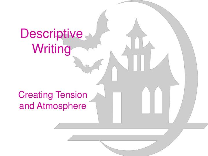descriptive writing n.