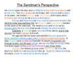 the sandman s perspective1