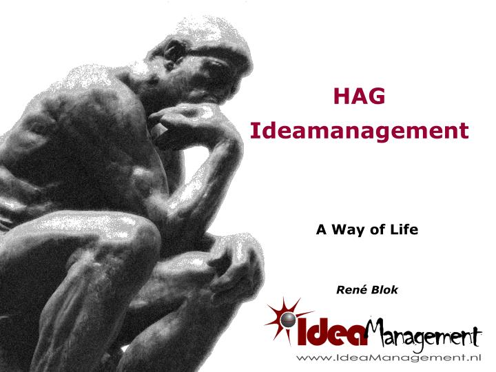 hag ideamanagement n.