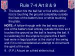 rule 7 4 art 8 9