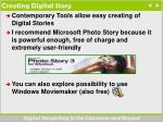 creating digital story
