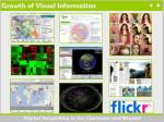 growth of visual information