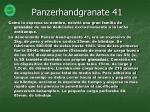 panzerhandgranate 41