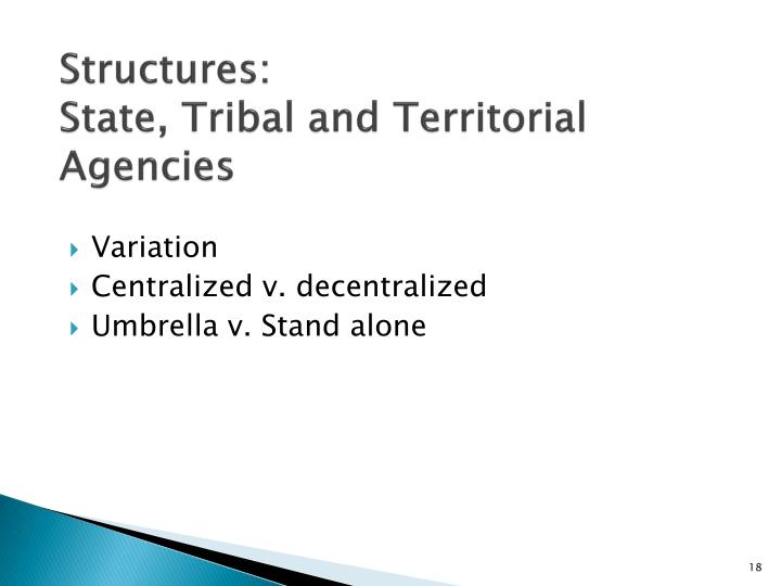 Structures: