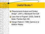 usefull books 1