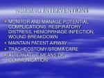 nursing interventions1