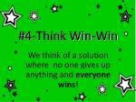 4 think win win1