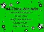 4 think win win2